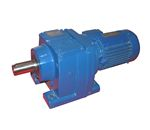 MD series helical gear units